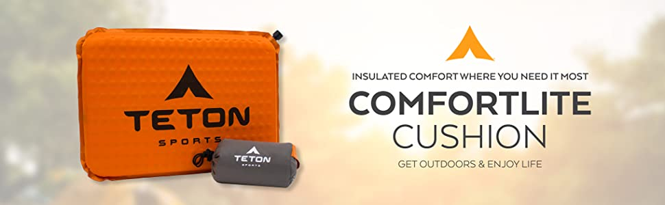 TETON Sports ComfortLite Cushion