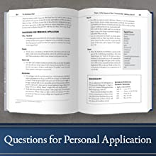 questions for personal application