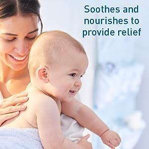 cetaphil baby lotion cream moisturize skin