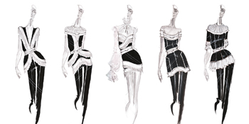 Fashion Design Course Principles Practice And Techniques The Practical Guide For Aspiring Fashion Designers Prime Way Shop