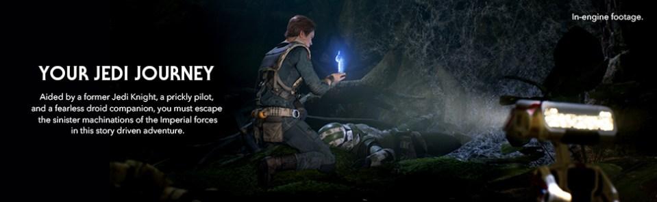 Star Wars Jedi: Fallen Order (Xbox One) Review