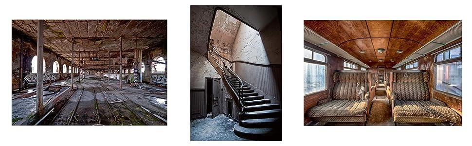 fotografia urbex; luoghi abbandonati; Jeff Chapman; Ninjalicious; esplorazione urbana