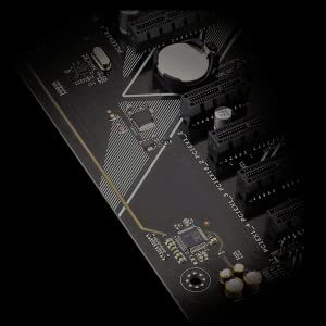 8-channel HD Gaming Audio featuring Realtek ALC887 high definition audio codec
