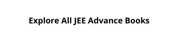 jee advance book