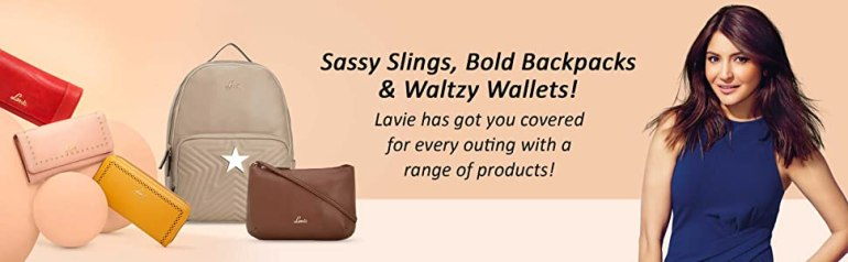 Lavie, Lavie Bags, Lavie Wallets, Wallets for women, zip around wallet