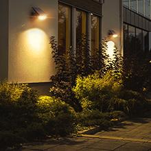 güneş enerjili LED spot ışıkları