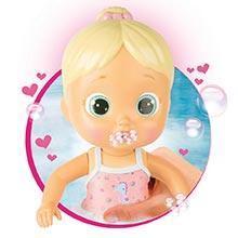 bloopies mimi; bloopies swimming mimi; bloopies poupée de bain; poupon de bain; poupée de bain