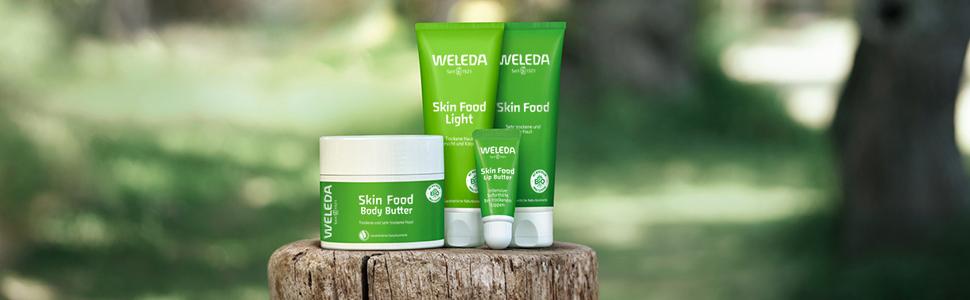 Skin Food Header