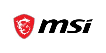 MSI - made for Gamers and Creators