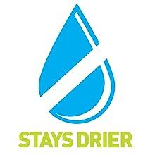 Stays Drier