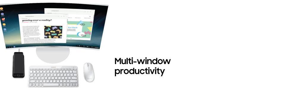 Multi Window Productivity
