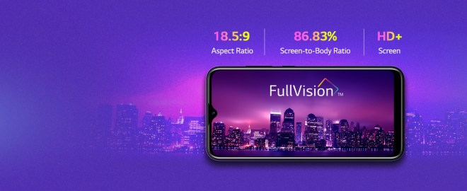 FullVision Display