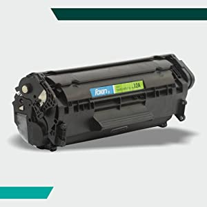Foxin FTC-12A Toner Cartridge Compatible for Hp/Canon Laser-Jet Series