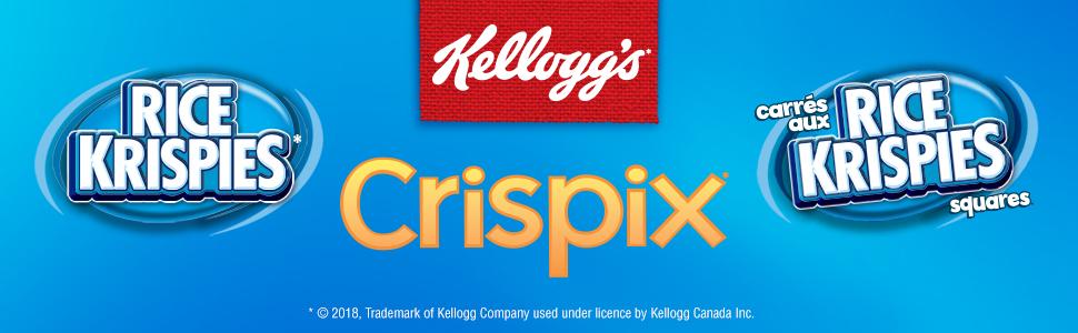 Rice Krispies, Crispix, Rice Krispies Squares Bars