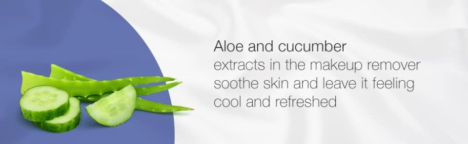 Soothing Aloe and Cucumber