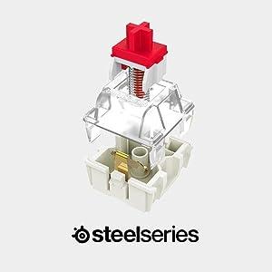 【国内正規品】SteelSeries 日本語版 メカニカルキーボード APEX M750 JP 64684