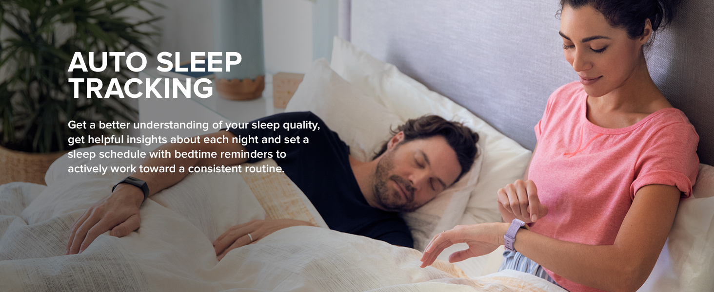 Auto Sleep tracking