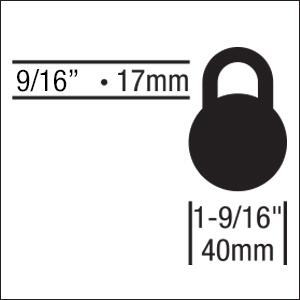 Mini Şifreli Kilit