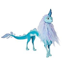 Raya da Disney e a última figura do dragão Sisu