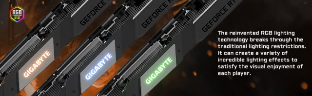 RTX 2080 Gaming OC 8GB_RGB Banner