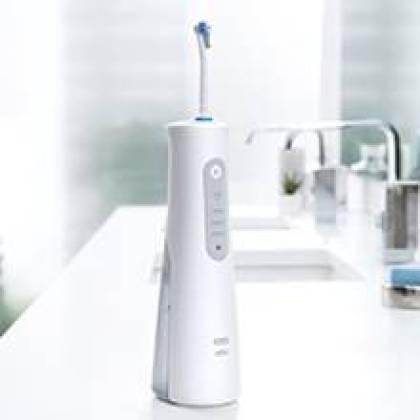 Wann sollte man Oral-B Aqua Care verwenden?