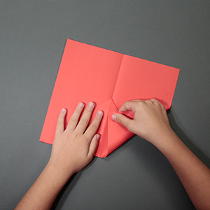 paper airplane book kit folding guidelines