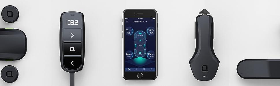 smart car monitor