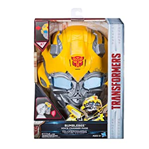 Bumblebee Mask voice changer