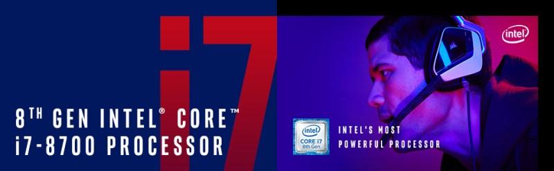 8th gen Intel Core i7-8700 processor BX80684I78700