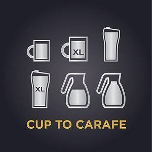 CM401, Ninja, Specialty, Coffee Maker, 6 Brew Sizes
