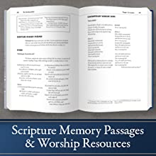 scripture memory passages and worship resources
