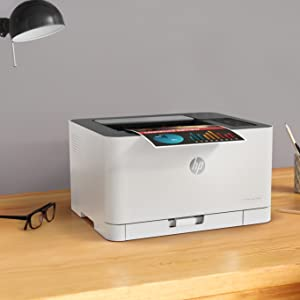 HP Colour Laser 150nw Printer
