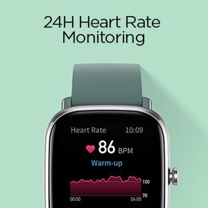 Monitoreo de frecuencia cardíaca 24 horas