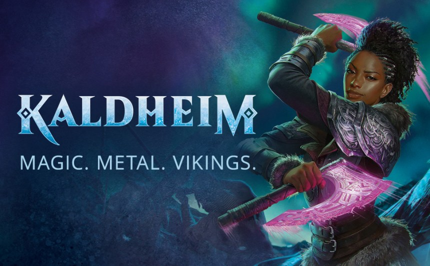 Magic: the Gathering, magic the gathering, kaldheim, vikings