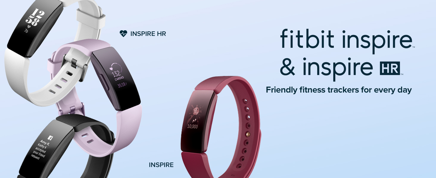 Fitbit Inspire Heart Rate Fitness Tracker