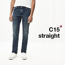 jeans straight c15