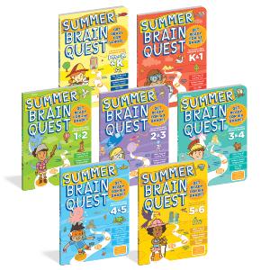 summer slump, back to school prep, educational summer activities