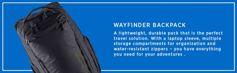 wayfinder durable backpacks, travel backpacks, backpacks for travel, bags for traveling