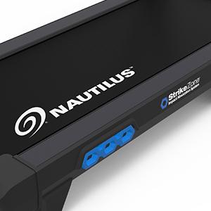 Nautilus T616 Treadmill StrikeZone Cushioning System