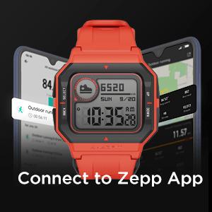 Download Zepp App