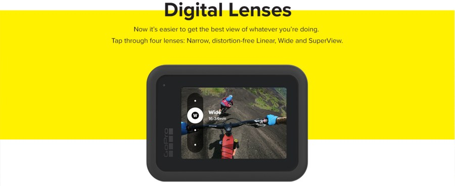 GoPro Digital Lenses