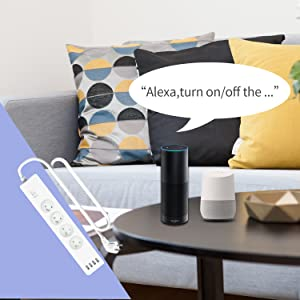 wireless smart socket alexa