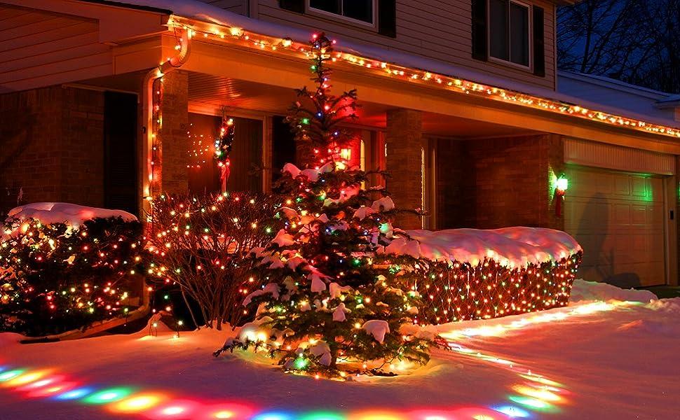 Lassen Sie diese schöne Lichterkette Ihr Leben erhellen.