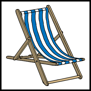 Your Deck Chair is now complete