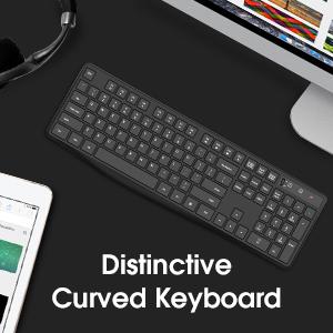 Curved Keyboard