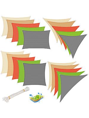 HDPE shade sail