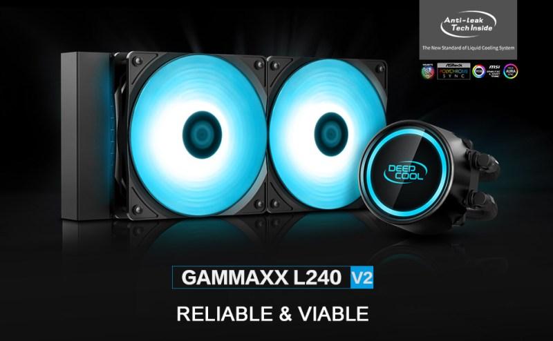 Gammaxx L240 V2