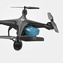 6-Holy Stone HS120D FPV GPS Drone with Camera 1080P RC Quadcopter Altitude Hold