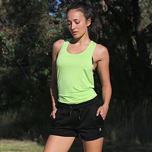 Sweatshorts Sporthose Workout Hot Pants