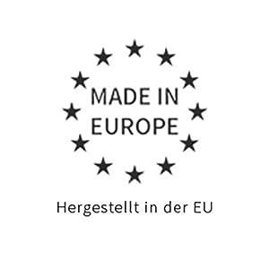 Made in EU hergestellt in Europa polen